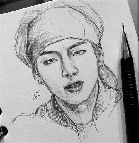 Kpop Sketches by 24 Best Vẽ Images On Drawings Of Draw And