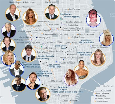 famous people living in new york the top 5 best and worst celebrity neighbors in nyc