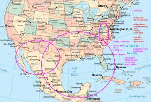 map usa mexico