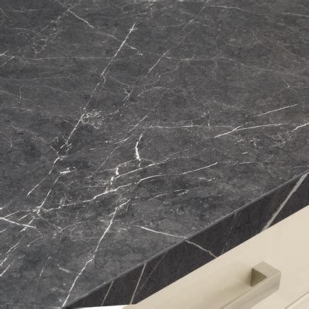 Paint For Laminate Kitchen Cabinets by Grey Marble Effect Worktop Kitchen Worktops Howdens