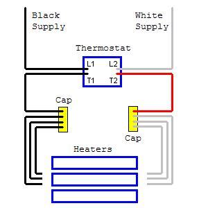 replacing thermostat for electric baseboard heaters what do i right now doityourself