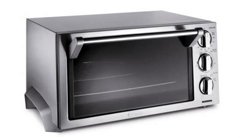 Toaster Oven With Auto Slide Out Rack Stainless Steel Broiler Pan Best Kitchen Pans For You