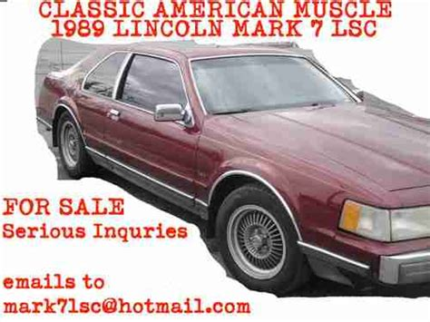 online service manuals 1989 lincoln continental mark vii transmission control service manual work repair manual 1989 lincoln continental mark vii 1989 lincoln mark vii