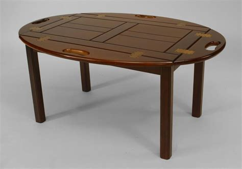 Coffee Table Folding Oval Folding Coffee Table Cablecarchic Interior Design Folding Coffee Table