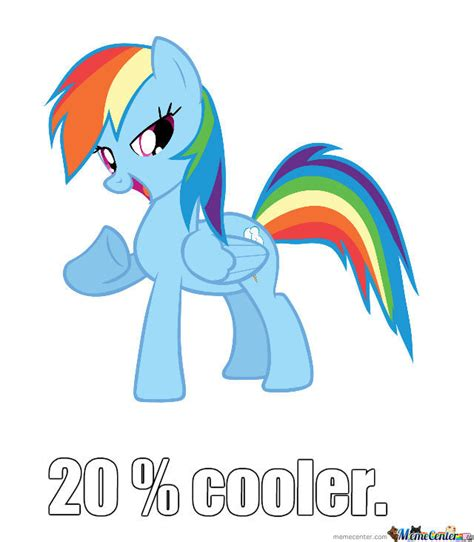 Rainbow Dash Meme - rainbow dash by cookietune meme center