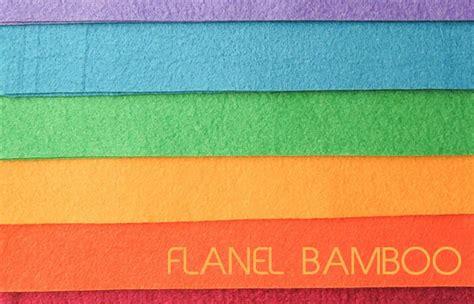 Kain Flanel Polyester jenis kain flanel dekranas