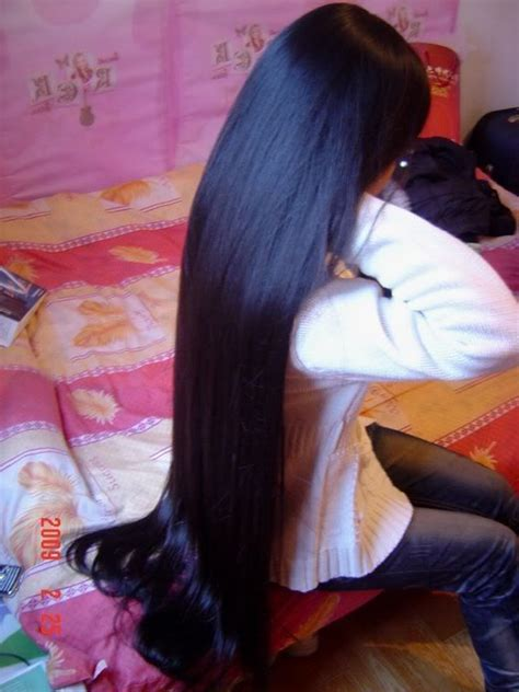 silky long black hair longhairart long healthy hair 27 best images about beautiful long hair on pinterest