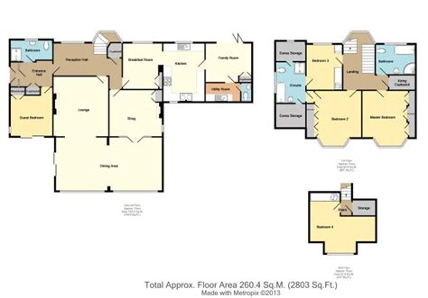 the nanny floor plan 5 bedroom detached house for sale in stumperlowe crescent