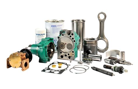 Spare Part Volvo volvo penta parts marine engine parts aftermarket