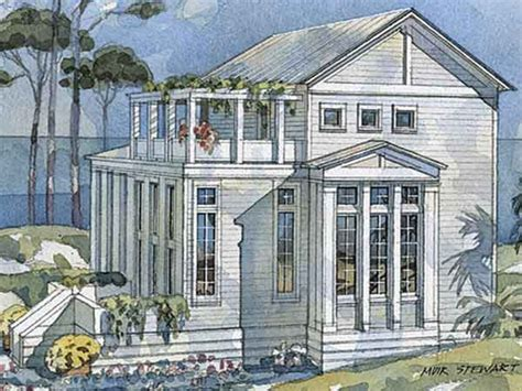 coastal cottage plans beach coastal house plans southern living coastal house