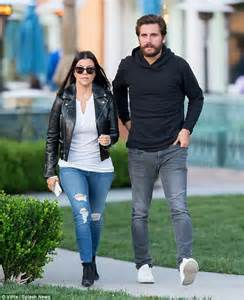 36 In Vanity With Top by Kourtney Kardashian Goes For Quiet Dinner Out With Scott