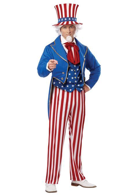 yankee doodle costume ideas plus size deluxe sam costume