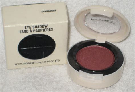 Mac Moonbathe Product by Mac Eyeshadow In Cranberry Discontinued