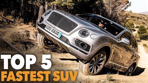bentley jeep top 5 suv 2017 fastest and luxury suv bentley vs audi
