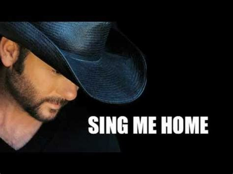 tim mcgraw sing me home mov