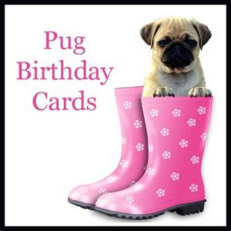 pug birthday ecard dachshund birthday greetings the cool card shop