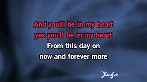 tattooed heart karaoke with lyrics 147 best images about i love phil collins on pinterest