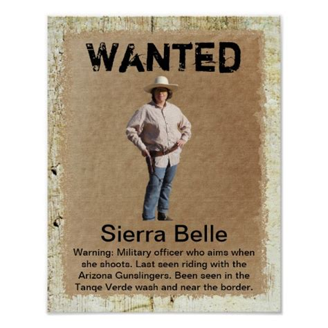 wanted layout artist create your own wanted poster zazzle