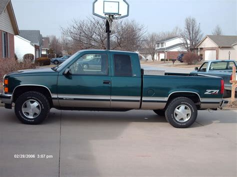 service manual 1998 chevrolet silverado 1500 z71 sell used 1998 chevrolet silverado z71 only
