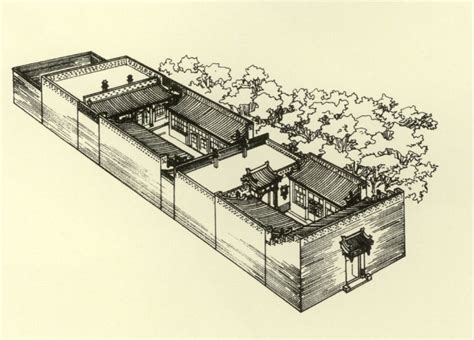 traditional chinese house plans traditional chinese houses courtyard www pixshark com images galleries with a bite