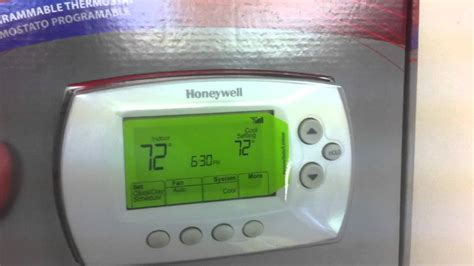 diy wireless thermostat diy honeywell wi fi thermostat install part 1