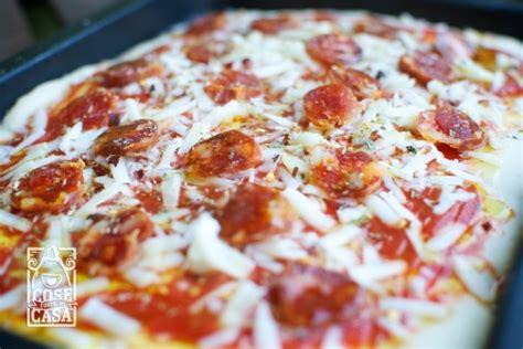 pizza fatta in casa con lievito madre pizza con lievito madre cosefatteincasa it