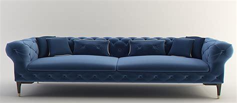 3d couch model sofa interior furniture modern design 3d model animated