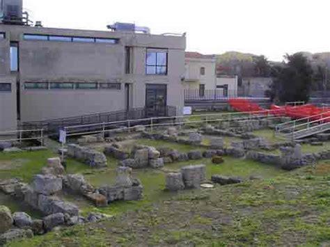 liceo porto torres l antiquarium