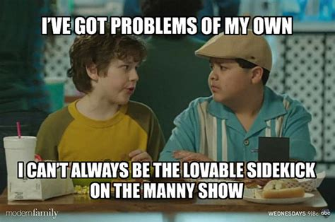 Manny Meme - 34 funny modern family memes quotes snappy pixels