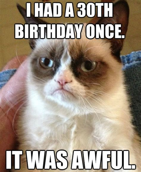 Turning 30 Meme - 30th birthday memes really funny birthday pictures