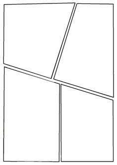 {Free} Graphic Novel (Comic Book) Templates | Mr. Mosley's