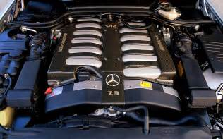 Engine For Mercedes Mercedes Amg Sl R129 Engine Pictures