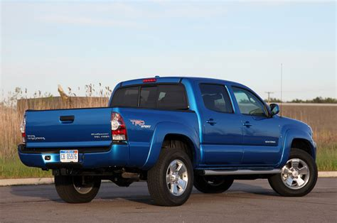 Toyota Tacoma 2010 Review 2010 Toyota Tacoma 4x2 Prerunner Photo Gallery