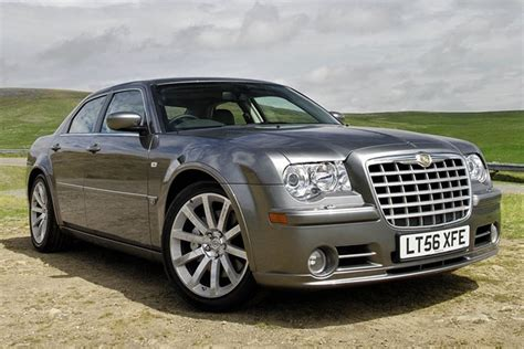 Used Chrysler 300c by Chrysler 300c Srt 8 From 2006 Used Prices Parkers