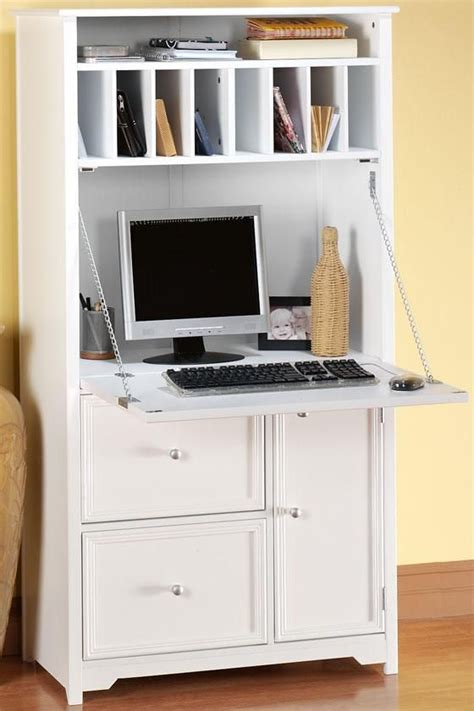 tall computer desks for home 9 best hidden computer desk images on pinterest work
