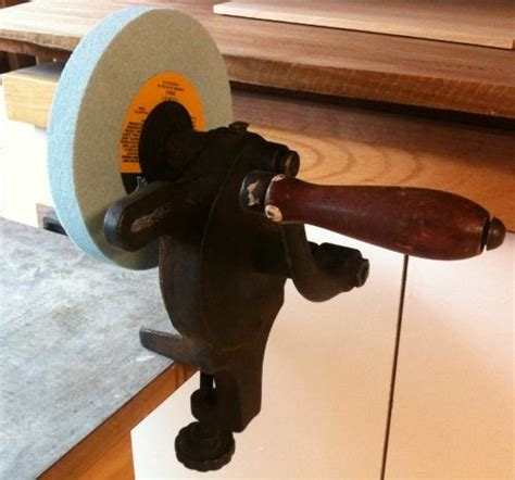 hand powered bench grinder 58 best images about old hand crank bench grinders on