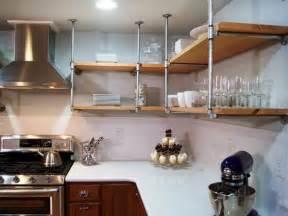 industrial kitchen shelves 13 best diy budget kitchen projects diy kitchen design