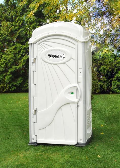 porta potty with white deluxe portable restrooms china top rotomolding