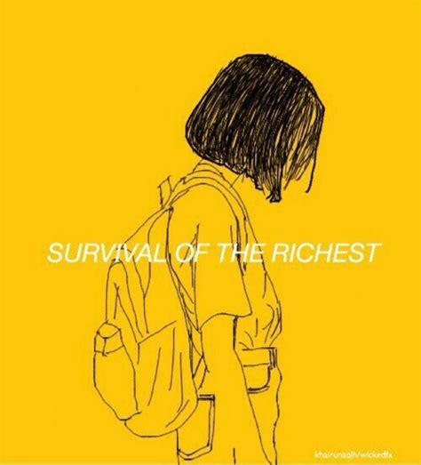 imagenes tumblr amarillas yellow aesthetic tumblr survival of the richest yellow