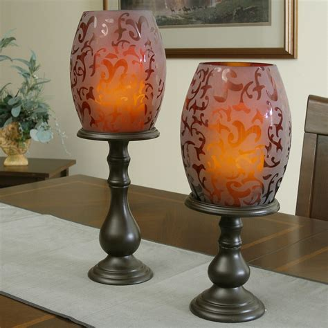 hurricane ls with flameless wilmington etched flameless hurricane set pacific accents