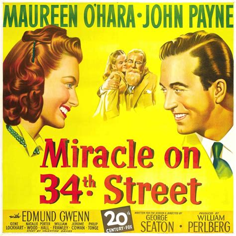 miracle on 34th street the honoraries maureen o hara in miracle on 34th street