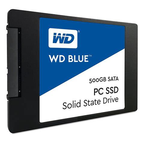 western digital 500gb wd blue ssd 2 5 quot sata iii 6 gb s