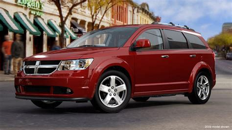 2010 dodge journey prices reviews and pictures u s news world report image gallery 2010 dodge
