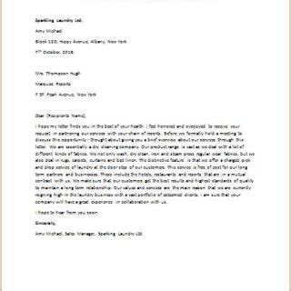 Introduction Letter Fabrication Company Formal Official And Professional Letter Templates Part 2