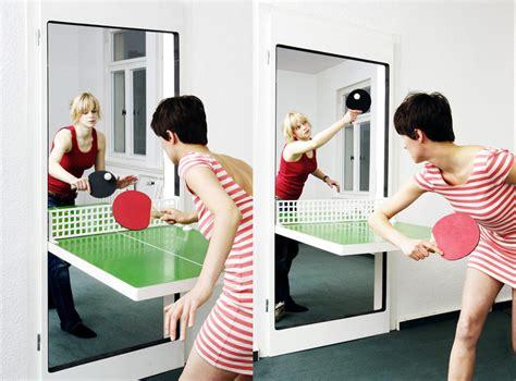 ping pong table door space saving furniture part 2