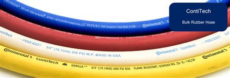 rubber st process process hose and equipment