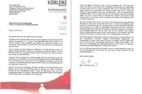 Offizieller Brief Bitte Offene Briefe Dokumente