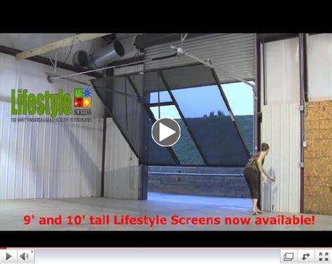 lifestyle screens adds 9 h lifestyle screens adds 9 h and 10 h garage door screen