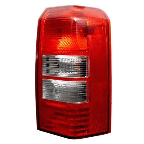 jeep patriot rear lights jeep patriot replacement light at auto parts