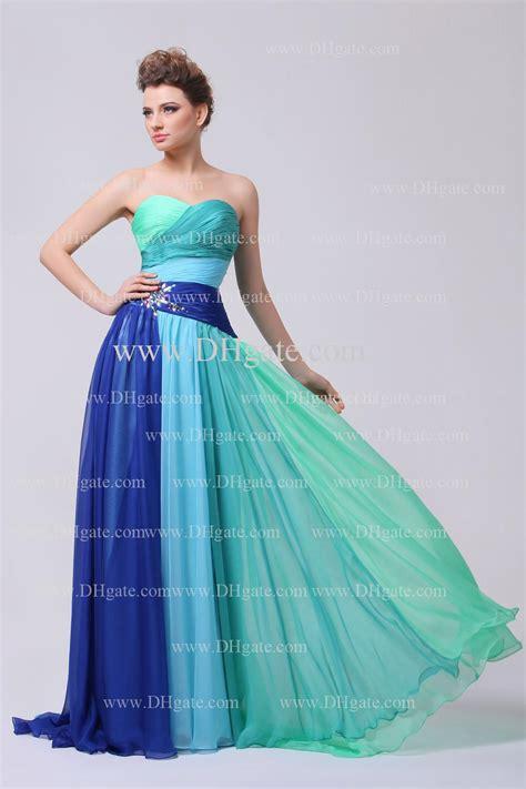 colorful prom dresses colorful prom dresses 2015 sweetheart pleated bodice